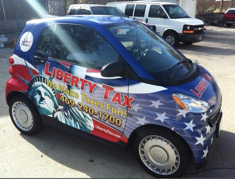 LibertySmartCAr